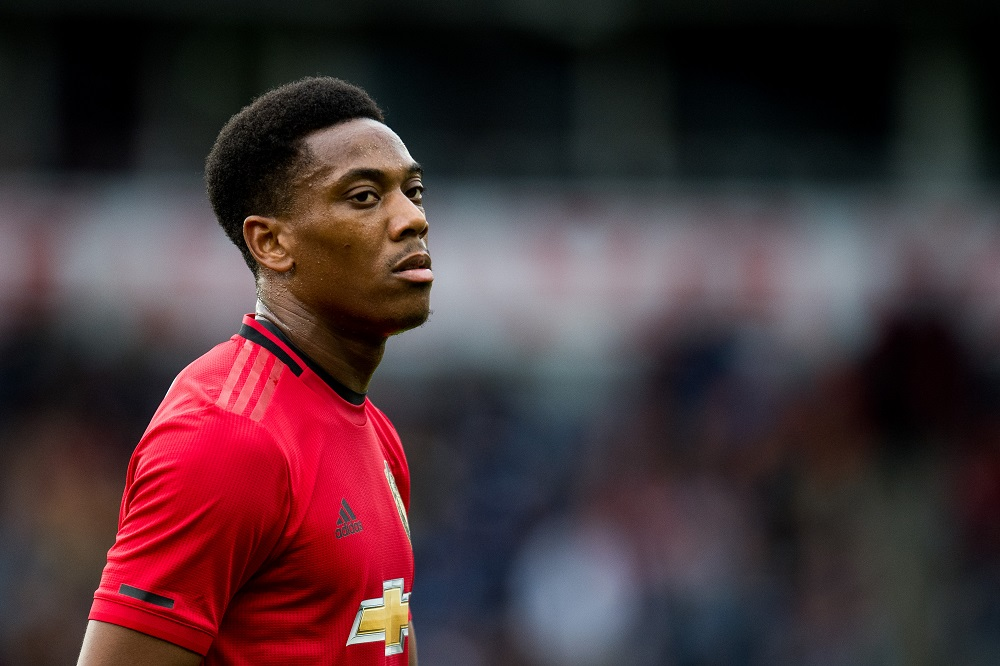 Ryan Giggs Slams Anthony Martial's 'Lethargic' Performance Against Everton