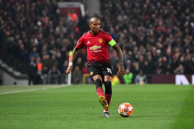 Ashley Young move from Manchester United to Inter Milan in risk of jeopardy