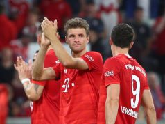 Bayern Munich's Thomas Muller on the move to United this summer
