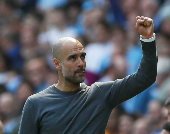 Guardiola earnestly asks fans to show up for Man United tie