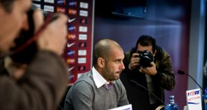 Guardiola in awe of Man United's players - 5 of them!