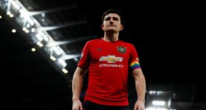 Harry Maguire set for spell on sidelines due to hip injury