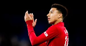 Lingard is set to make a move soon from Man United