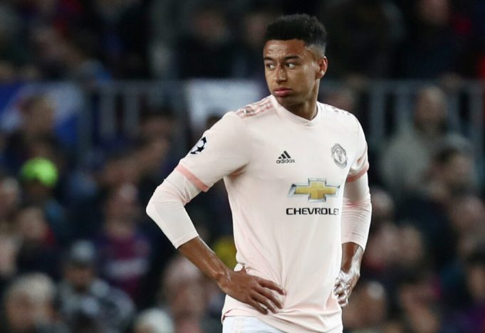 Manchester United's Jesse Lingard offered to four Serie A clubs