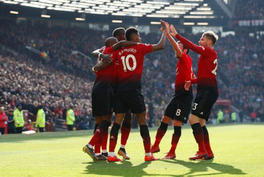 Manchester United Predicted Line Up vs Wolves