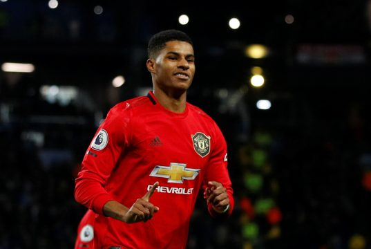 Manchester United to be without injured Marcus Rashford for 2-3 months
