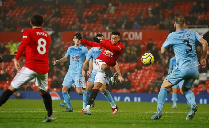 Manchester United vs Burnley live stream