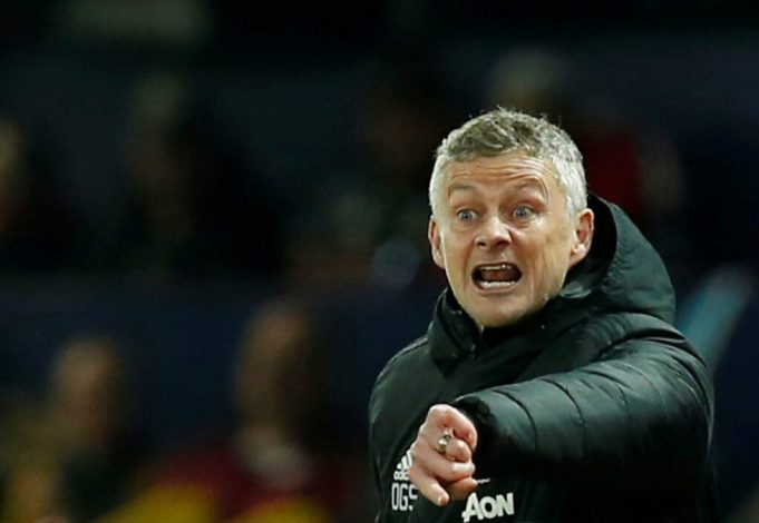 Ole Solskjaer Lauded His Players' Performance In Manchester Derby