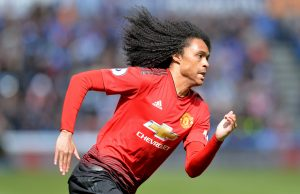 Tahith Chong's agent hints at Manchester United exit