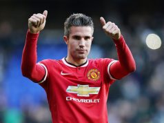 Van Persie singles out players responsible for defeat to Arsenal
