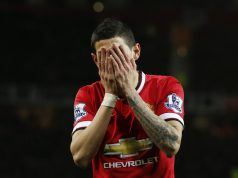 Angel di Maria hates Manchetser United - Paris Saint-Germain teammate