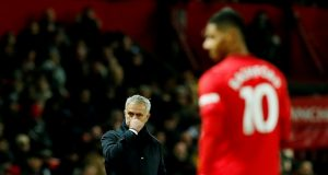 Anthony Martial Did Not Enjoy Public Criticism From Jose Mourinho
