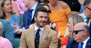 Beckham backs Ole in managerial duties