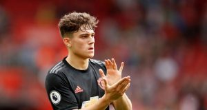Daniel James wants to be on close terms with Bruno Fernandes