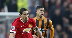 Di Maria was forced to wear Number 7 at United