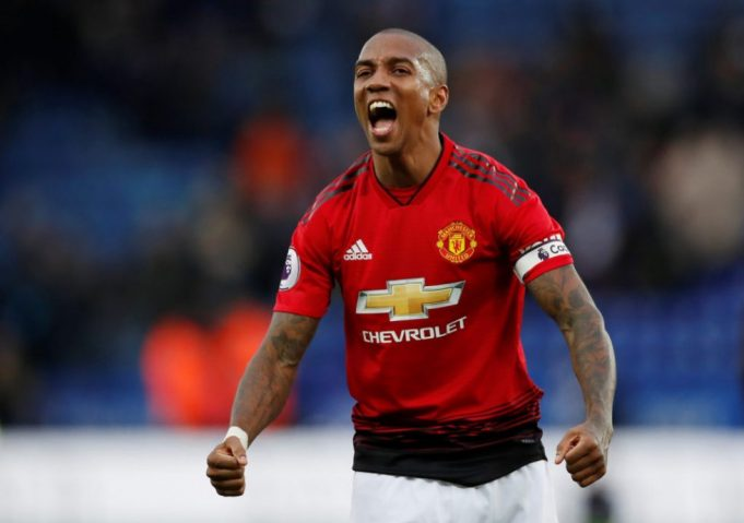 Former United defender Ashley Young relishes new Inter Milan adventure