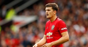 Harry Maguire's Calm Personality Helped Him Escape Booking - Roy Keane
