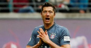 How Lewandowski almost joined Manchester United