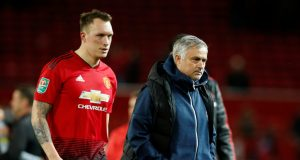 Jose Mourinho doesn't think Manchester United can reach top 4