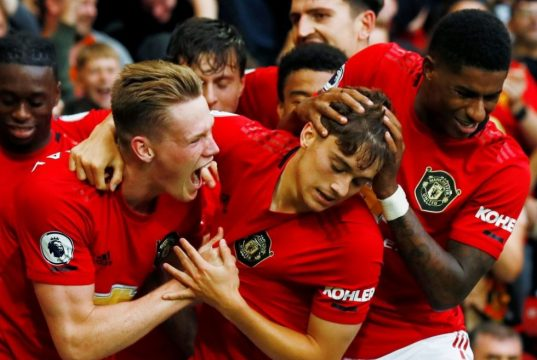 Manchester United Predicted Line Up vs Everton: Starting XI!