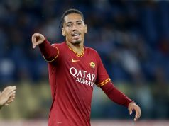Manchester United defender Chris Smalling hints at permanent Roma stay