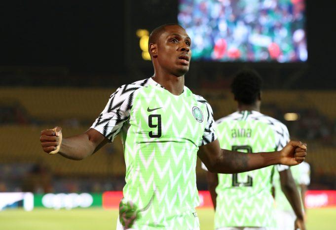 Manchester United land striker Nigerian Striker Odion Ighalo on loan