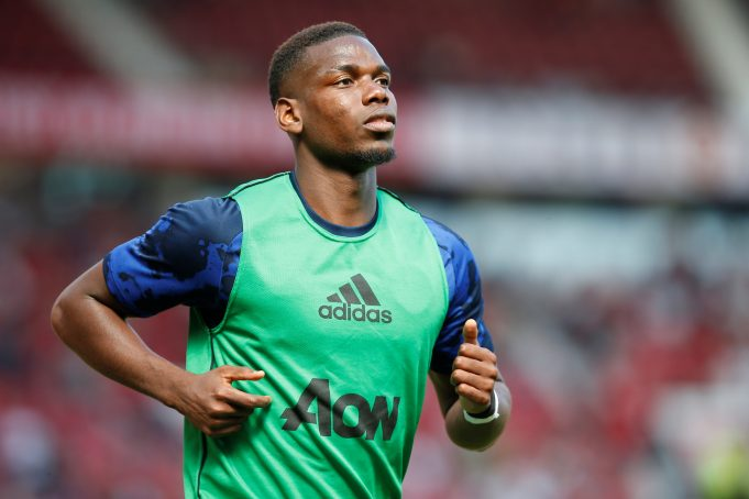 Manchester United to pick one of Juventus' Ramsey or Rabiot in exchange for Pogba