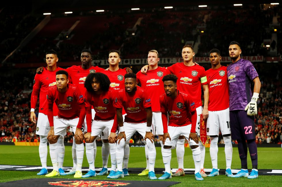 man united vs club brugge - photo #9