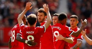 Manchester United vs Watford Head To Head Results & Records (H2H)