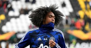Manchester United youngster Tahith Chong is headed for Inter Milan move