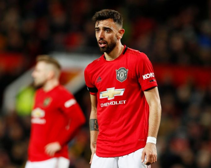 Bruno Fernandes On Why He Shushed Pep Guardiola In Manchester Derby
