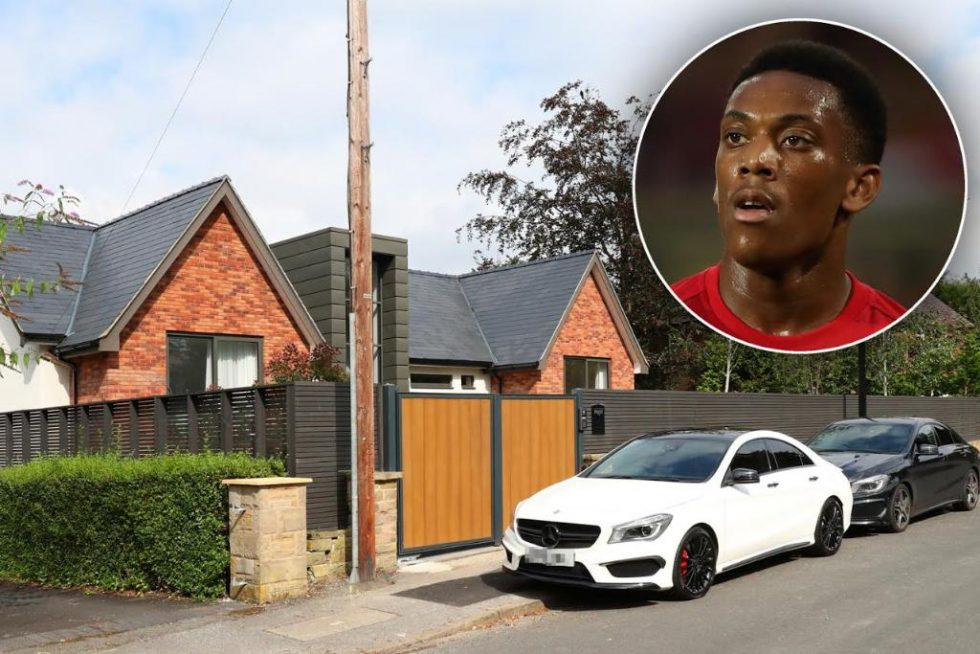 Manchester United Players And Their Houses