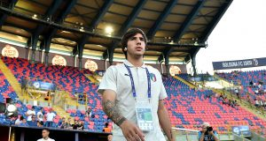Manchester United move for Sandro Tonali
