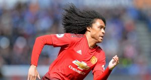 Tahith Chong signs new Manchester United deal until 2022