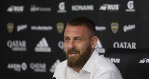 De Rossi: I didn't join United cause of Scholes and Roy Keane