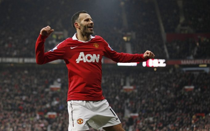 Giggsy on taking out an entire Arsenal side by himself!