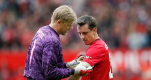Gary Neville: Schmeichel was harsh to me