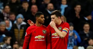 Harry Maguire praises Rashford