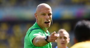 Howard Webb: I made a mistake, then prayed for Ronaldo to miss the penalty