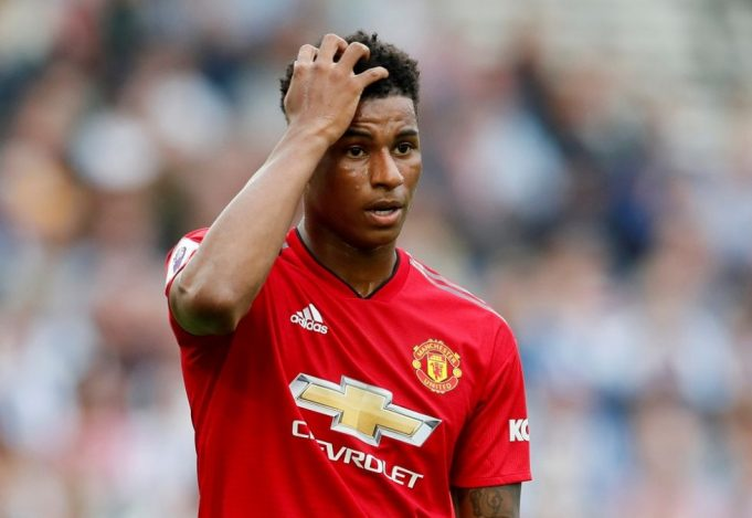 Marcus Rashford Reveals Overwhelming Journey Of Becoming An United Star