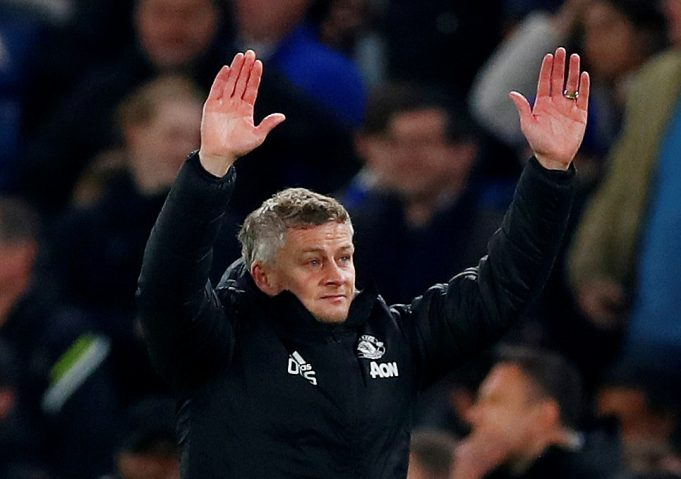 It hurts seeing Liverpool win the title- Solskjaer