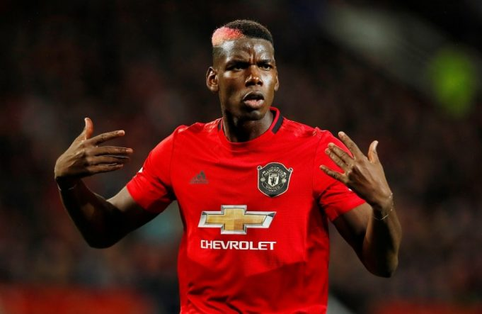 Solskjaer Wants Pogba At Number Ten With Bruno Playing Behind Him