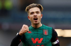 Grealish Set To Move From Villa This Summer Amid Man United Links