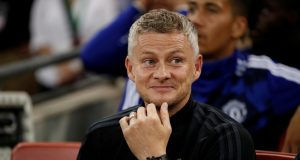 Manchester United Press From The Front - Ole Solskjaer