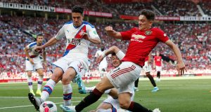 Manchester United vs Crystal Palace Head to Head