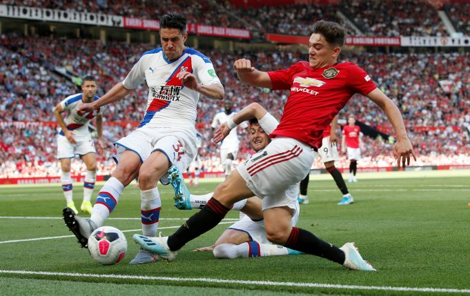Manchester United vs Crystal Palace Live Stream