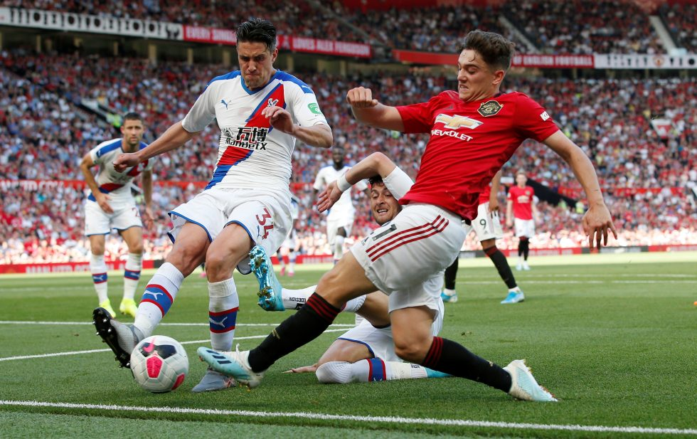 Manchester United Vs Crystal Palace Live Stream Betting Previews