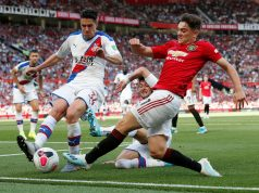 Manchester United vs Crystal Palace Prediction