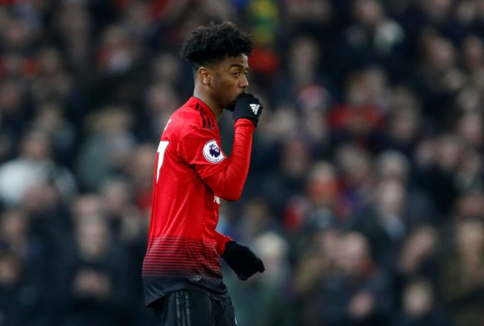 Angel Gomes will join Lille on a five-year deal