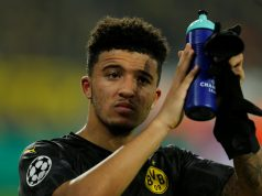 Borussia Dortmund release Jadon Sancho statement after he was spotted in UK